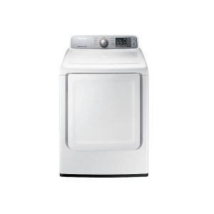 SamsungDV7000 7.4 cu. ft. Gas Dryer