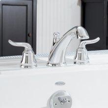 Princeton Deck-Mount Bathtub Faucet Trim Kit - Polished Chrome