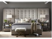 Camille Queen Bed with Panels