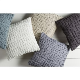 "Ashlar ALR-004 22"" x 22"" Pillow Shell Only"