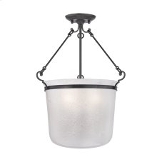 Amenia Semi Flush - Old Bronze
