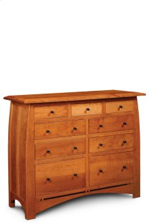 Aspen Mule Chest with Inlay