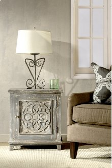 Havana One (1) Door Cabinet