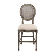 Maddox 24in Mesh Back Stool