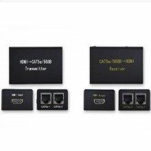 Dual Cat 5/6 HDMI® Extender
