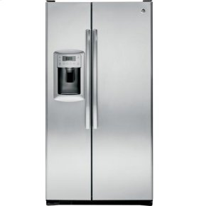 GE® 22.7 Cu. Ft. Counter-Depth Side-By-Side Refrigerator