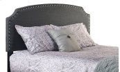 Lani Full Headboard - Dark Grey