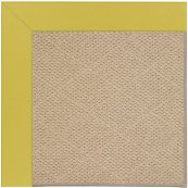 Creative Concepts-Cane Wicker Canvas Lemon Grass