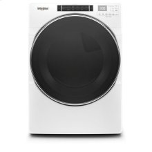 Whirlpool® 7.4 cu. ft. Front Load Gas Dryer with Steam Cycles - White