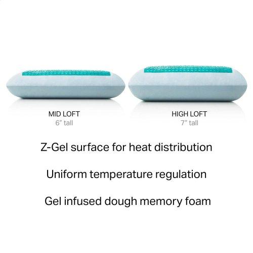 Gel Dough + Dual Z Gel - King High Loft