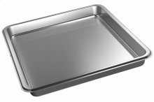DGG 1/1 - 40 L Unperforated steam oven pan for cooking food in gravy, stock, water (e.g. rice, pasta).