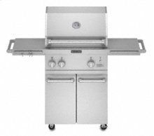 """27"""" Width 60K Total BTUs 454 sq. in. Primary Cooking Area"""