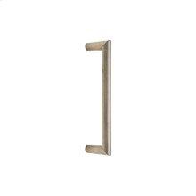 "Flute Grip (G10012) - 12"" White Bronze Brushed"