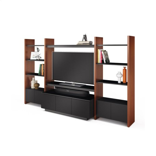 5423 Tj in Chocolate Stained Walnut Black