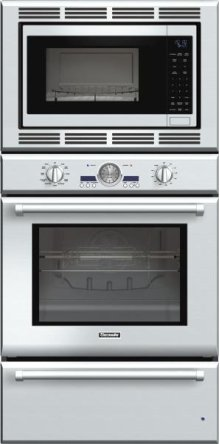 """30"""" Professional Series Triple Oven (oven, convection microwave and warming drawer)"""