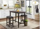 3 Piece pack Counter-height Set Product Image