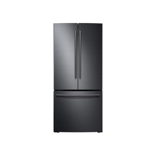 Rf220nctasg In Fingerprint Resistant Black Stainless Steel By