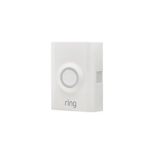 Interchangeable Faceplate for Ring Video Doorbell 2 - Black