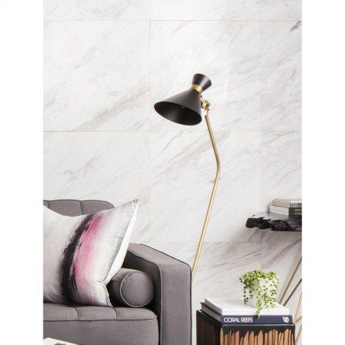 Monty Floor Lamp Black