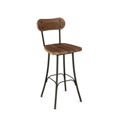Bean Swivel Stool