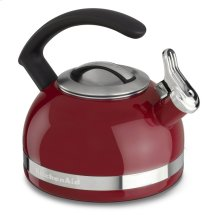 1.9 L Kettle with C Handle and Trim Band - Empire Red