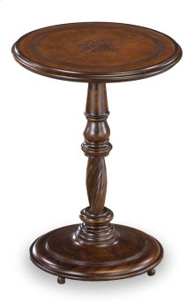 The Wine Taster's Leather Table