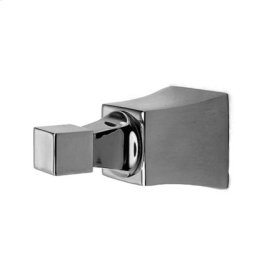 Satin Brass - PVD Single Robe Hook