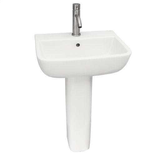 Series 600 Pedestal Lavatory - Single-Hole