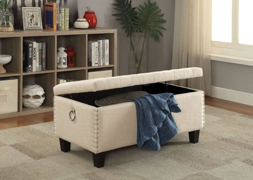 Frowyk Storage Bench