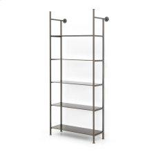Single Size Enloe Modular Bookshelf System