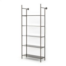 Single Size Enloe Modular Bookshelf System