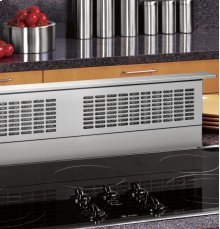 "GE Profile 36"" Telescopic Downdraft Hood"