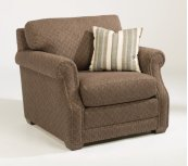 Coburn Fabric Chair with Nailhead Trim