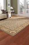 SOMERSET ST02 BL RECTANGLE RUG 3'6'' x 5'6''
