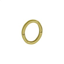 House Accessories  Classic House 0 - Bright Brass