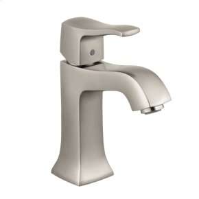 Brushed Nickel Metris C Single-Hole Faucet without Pop-Up, 1.2 GPM