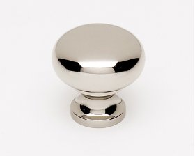 Knobs A1067 - Polished Nickel