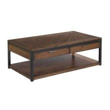 Franklin Rectangular Cocktail Table