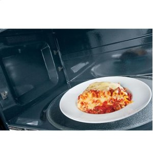 GE Profile Series Spacemaker® 1.9 Cu. Ft. Over-the-Range Microwave Oven