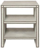 Granger Upholstered Lamp Table V115L-UT