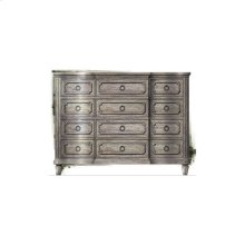 Hillside Dressing Chest - Chestnut