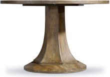 Melange Barrett Round Dining Table