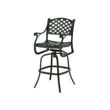 Newport Swivel Bar Stool