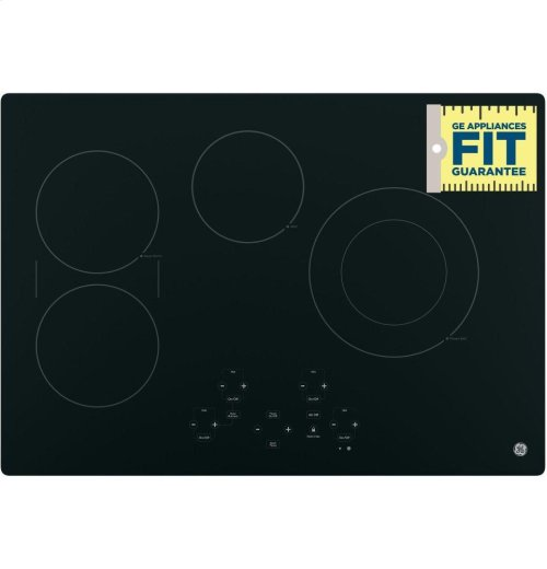 "GE® 30"" Built-In Touch Control Electric Cooktop [OPEN BOX]"
