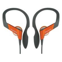 Panasonic Lightweight Shockwave Sport Clip Earphones, Green