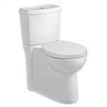 American StandardStudio Dual Flush Elongated Toilet - 1.1 GPF/1.6 GPF - White