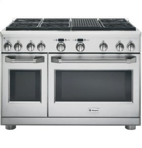 """48"""" Pro Range - Dual Fuel with Grill"""