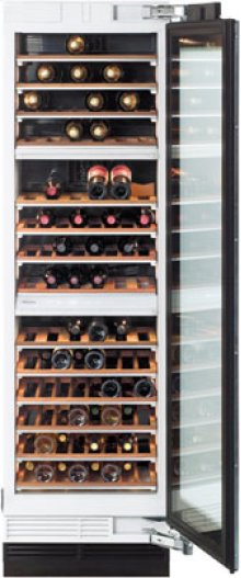 "KWT 1601 SF 24"" Wine Storage System - Stainless steel"