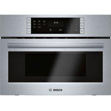 500 Series built-in microwave 27'' Stainless steel HMB57152UC