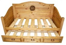 Trundle Daybed W/ Star (with Star)